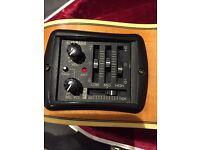 Yamaha APX-9C electro accoustic guitar