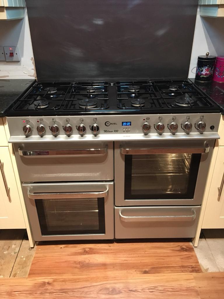 Flavel Milano 100 range cooker/oven