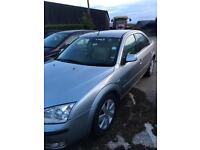 2004 mondeo ghia x tdci top of the range diesel