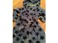 Children's Marks and Spencer Dressing gown Age 5-6
