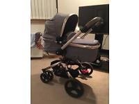Mothercare Orb Pram Buggy Travel System