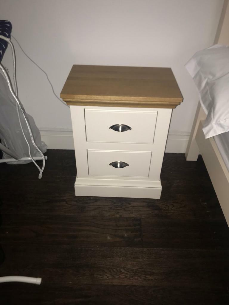 Bedside Cabinet X 2 From John Lewis