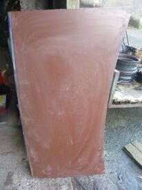 TRIUMPH DOLOMITE BOOTLID , BROWN, VERY SOUND