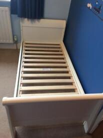 Cot bed,