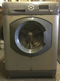 Hotpoint Washer Dryer - Reconditioned - Silver