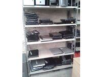 Joblot of Dual Core PC Laptops spares or repairs