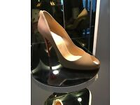 Christian Louboutin ladies shoes, size 38