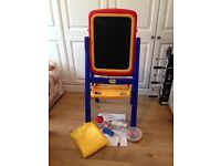 Crayola Toy Easel plus extras