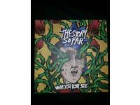 The story so far - what you don't see record/vinyl/lp