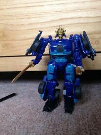 Drift transformer toy