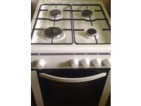 Cooker and fridge/freezer for sale