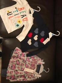 Baby girl bundle brand new 9-12 months