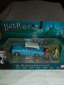 Harry potter car