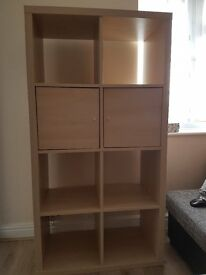Wooden Shelving Unit - Immaculate condition