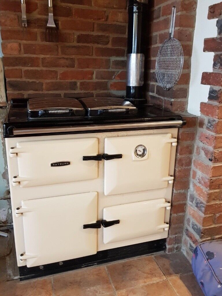 Rayburn 480k eco fame oil fired