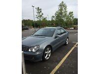 Mercedes-Benz C CLASS £3.500