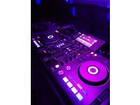 Godfrey DJ Events-amazing offer £199 for full DJ set up with booth and brand new light display.