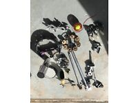 drum percussion bits and pieces