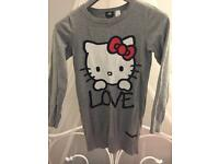 Hello kitty x hm limited edition