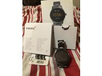 Fossil q marshal android watch for sale or swap.