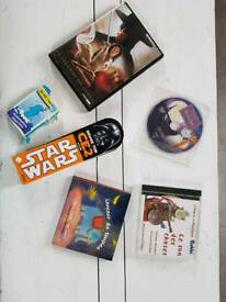 French KIDS DVD'S, KIDS CD'S, CARDS & CE2 STAR WARS REVISION