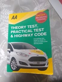 Learn to drive books, latest editions & 'L' plates