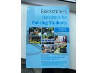 Black Stones Handbook for Policing Students