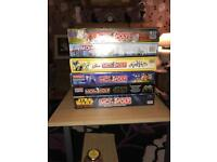 Collection of 6 boxed Monopoly Games