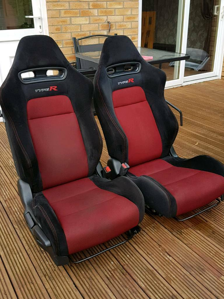 Civic type r ep3 seats from fn2 vtec k20