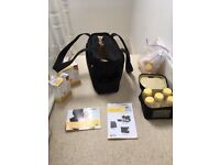 Medela Breast Pump: Pump In Style Advanced On-the-go Tote
