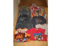 Boys' Clothes Bundle B age 2/3, 10 items, lots of Next, Jeans/long sleeve tops/t-shirts-NATIONAL AVE