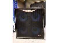 Ashdown ABM410 bass cab