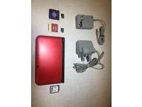 Nindendo 3DS XL + gateway card