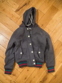 Ladies Superdry baseball jacket for sale - Size medium as new