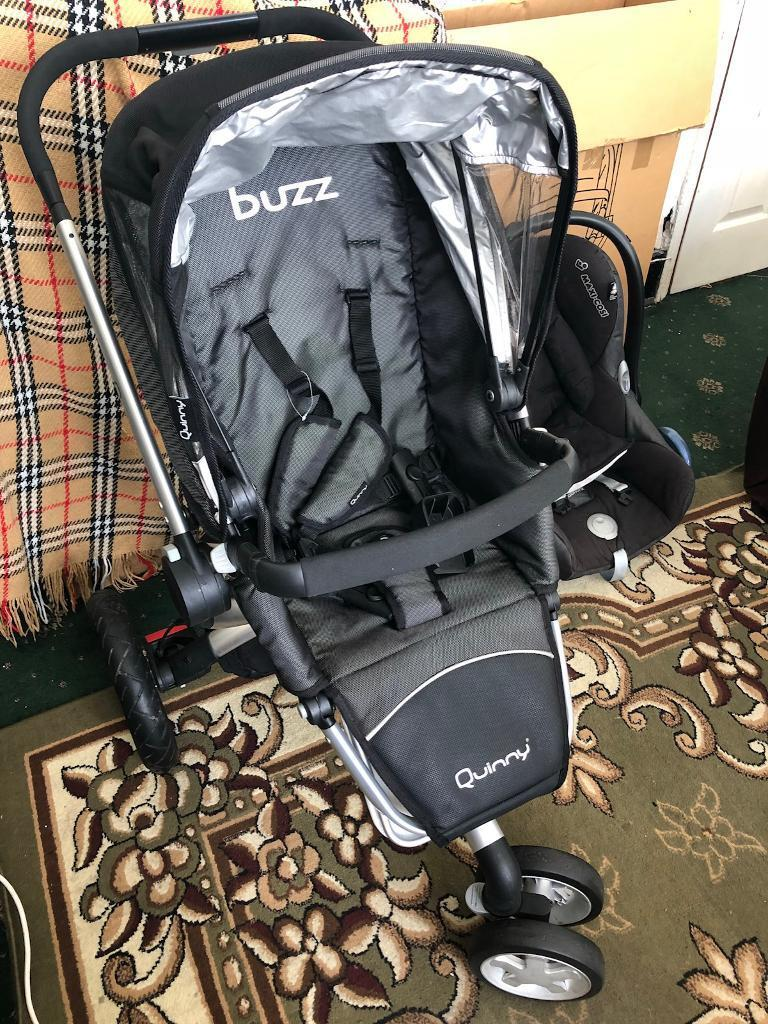 Buzz push Chair with complete set.