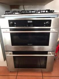 Oven hob grill