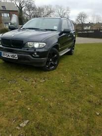 Bmw x5 2004 auto diesel