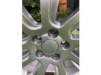 Land Rover Wheels & Tyres X4, (Pirelli tyres) very good condition