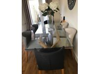 Habitat Dining Table & 6 Chairs cost £1500