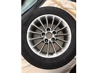 """BMW 5 series 16"""" alloy wheel"""