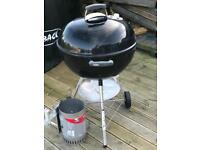 Weber 57cm charcoal BBQ