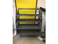 Van Racking / Shelving - Been taken out of a VW Transporter. - £70