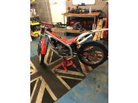 Beta Rev 50cc trials bike