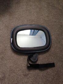 Car baby mirror