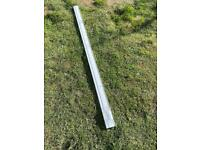 NEW WHITE PVC DOOR CILL