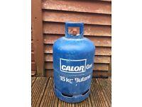 FULL Calor 15kg Butane gas bottle