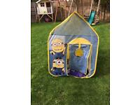 Minions Kids Tent