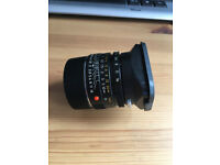 Leica Summicron 35mm f2 ASPH 6 bit coded Mint condition