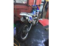 Factory racing 50 desert 2 stroke Off Road Crosser not pitbike