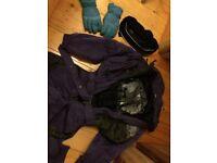 Ski Clothing/Ski Boots